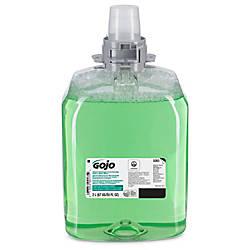 Gojo Green Certified Luxury Foam Hand