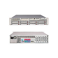 Supermicro SC825S2 560LPV Chassis