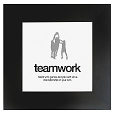 Seco Motivational Print Teamwork 20 H