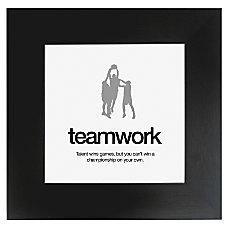 Seco Motivational Print Teamwork 20 H