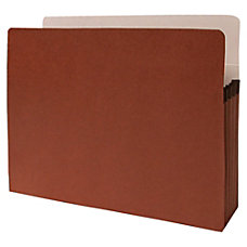 Sparco Redrope Accordion Expanding File Pockets