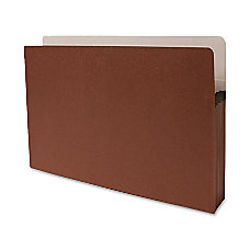 Sparco Accordion Expanding File Pocket Legal