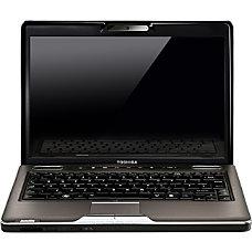 Toshiba Satellite Pro U500 W1321 133