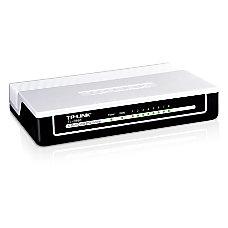 TP LINK 8 Port CableDSL Router