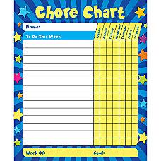 Eureka Basic Chores Chore Charts Pack