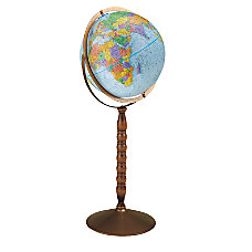 Replogle Treasury Floor Model Globe 32
