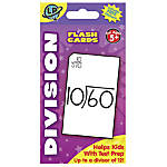 Learning Playground Flash Cards Division Pack