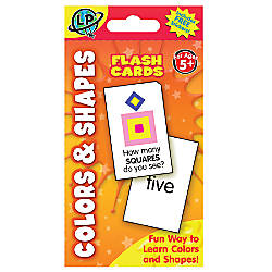 Learning Playground Flash Cards Colors and