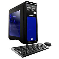 CybertronPC Celestrium RX 480M Desktop PC