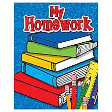 Teacher Created Resources My Homework Take