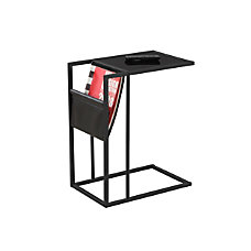 Monarch Specialties Accent Table With Magazine
