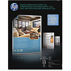 HP Premium Presentation Paper For Inkjet