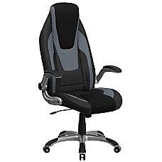Flash Furniture VinylMesh High Back Chair