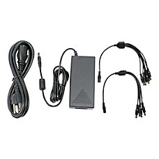 Q see QSS1250A AC Adapter