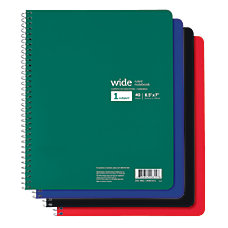 Office Depot Brand 75percent Recycled Wirebound