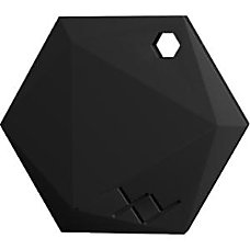 XY Onyx black Bluetooth Beacon