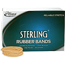 Alliance Sterling Rubber Bands 32 Size