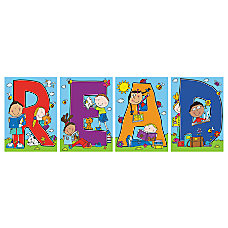 Carson Dellosa READ Bulletin Board Set