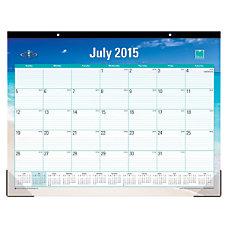 Blue Sky Desk Pad Calendar Endless