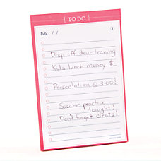 See Jane Work Sticky Note List