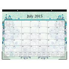 Blue Sky Desk Pad Calendar Lianne