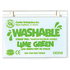 Center Enterprise Washable Stamp Pads 2