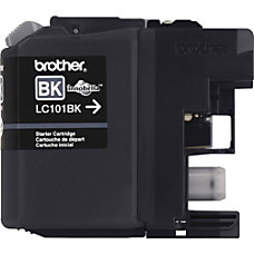 Brother Innobella LC101BK Ink Cartridge Black