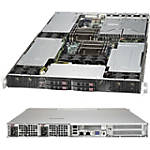 Supermicro SuperServer 1027GR TRF Barebone System
