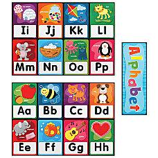 Carson Dellosa Quick Stick Alphabet Bulletin