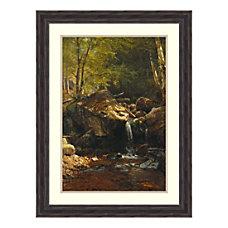 Amanti Art Thompson Cascade White Mountains