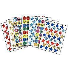 Eureka Sticker Assortment Sparkle Pack Of