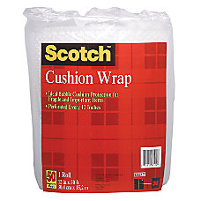Scotch Cushion Wrap 12 x 50