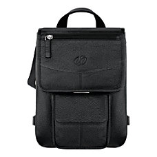 MacCase Leather Flight Jacket Bag For
