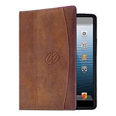 MacCase Premium Leather iPad Mini Folio