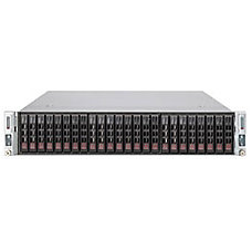 Supermicro SuperServer 2027TR D70QRF Barebone System
