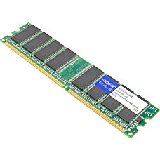 AddOn Network Upgrades 1GB DRAM Memory