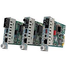 iConverter 10100 Ethernet Fiber Media Converter
