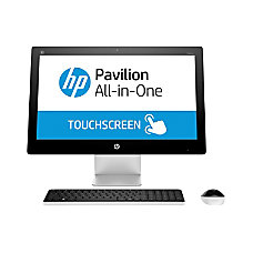 HP Pavilion All In One Desktop