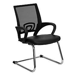 Flash Furniture LeatherSoft Office Sled Base