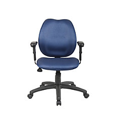 Boss Contour Back Task Chair With