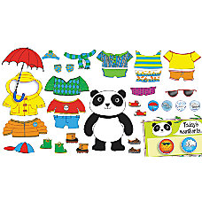 Scholastic Weather Panda Bulletin Board 24