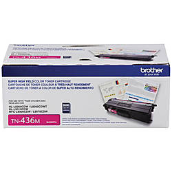 Brother TN436 Series High Yield Toner
