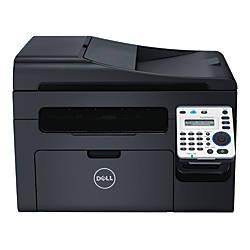 Dell™ B1165nfw Wireless Monochrome Laser All-In-One Printer, Copier, Scanner, Fax