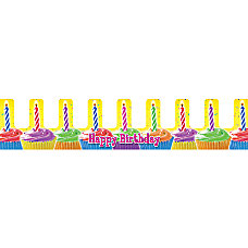 Scholastic Crowns Birthday Cupcakes Pack Of