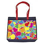 Scholastic Tote Bags Apple Design Set