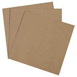 Office Depot Brand Chipboard Pads 12