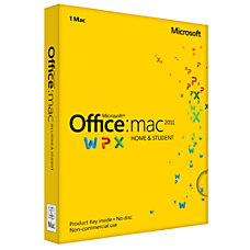 Microsoft Office For Mac Home And
