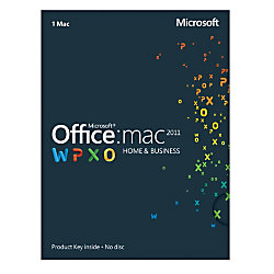 microsoft office for mac home and business 2011 english