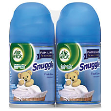 Airwick Freshmatic Snuggle Air Spray Spray