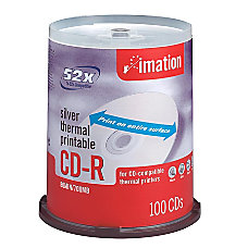 Imation CD Recordable Media CD R